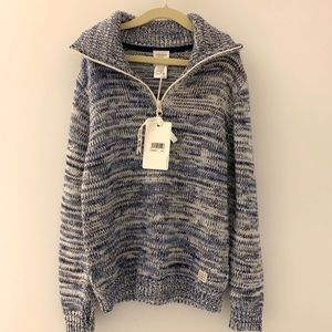 Carrement Beau Cotton and Wool blend sweater - NWT